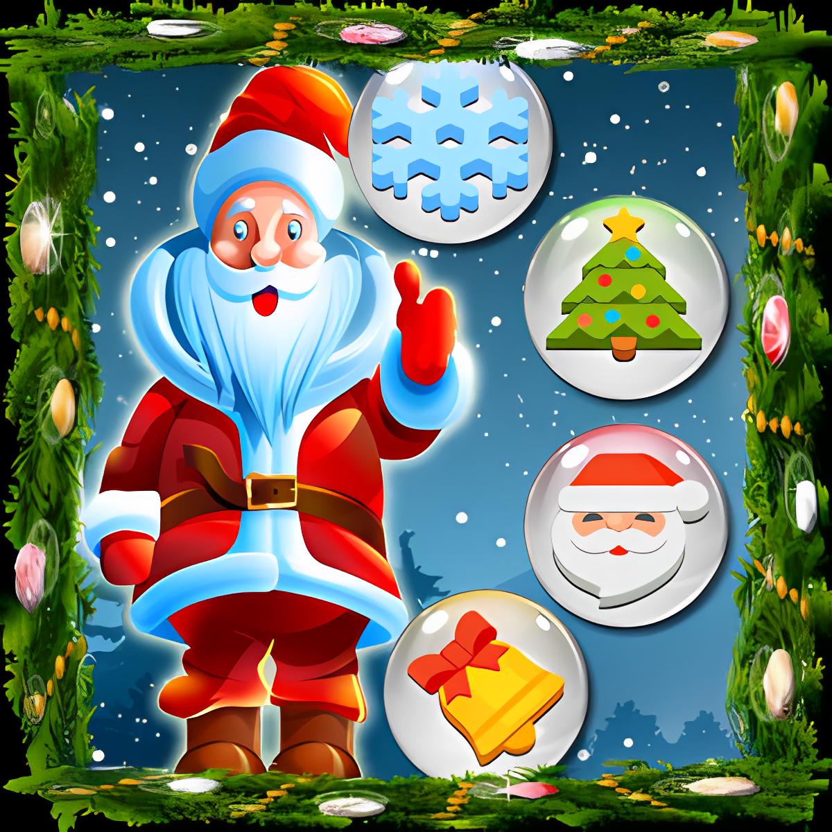 Christmas Bubble Shooter 1.01