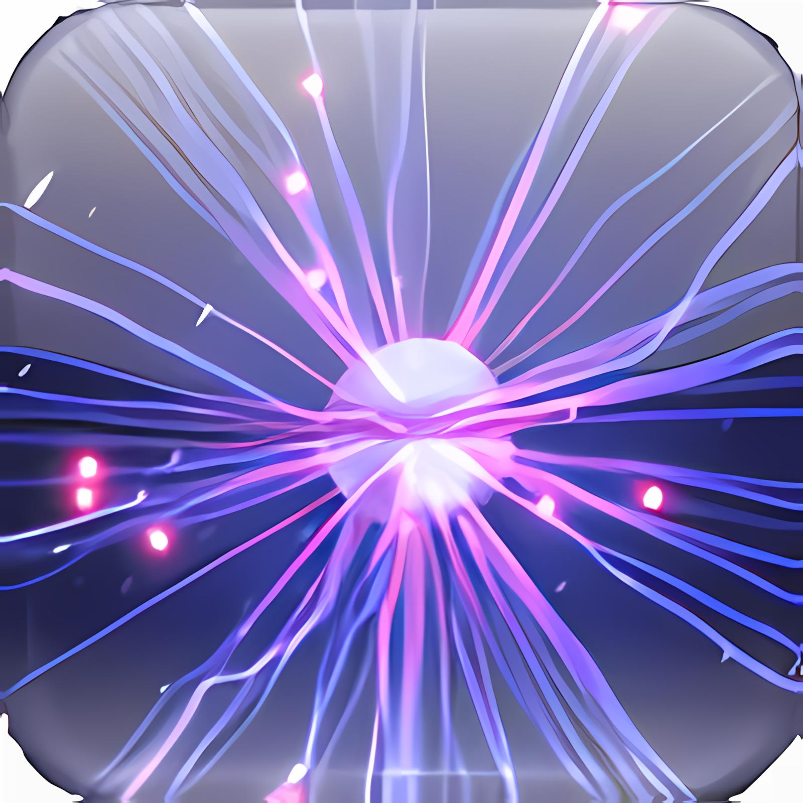 Space Plasma 3D Screensaver 1.5