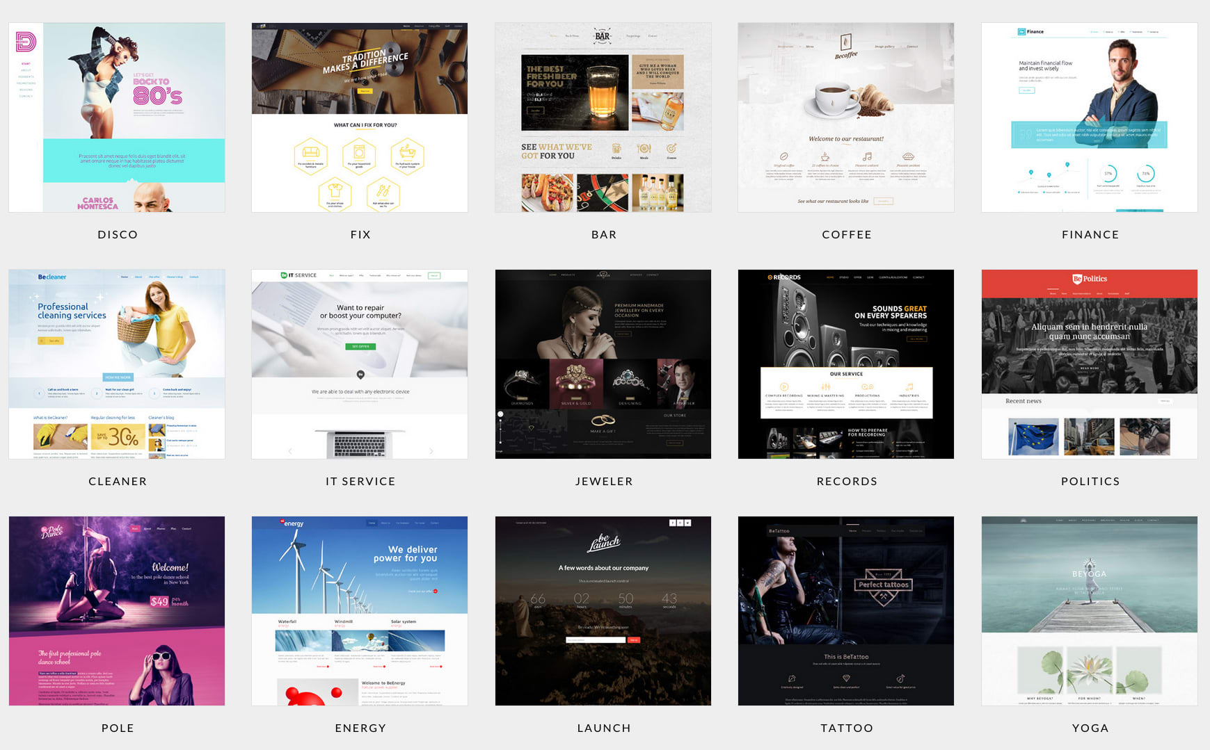 BeTheme - Responsive Multi-Purpose WordPress Theme