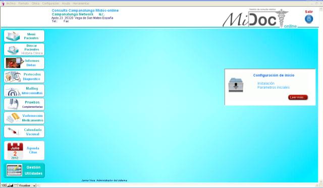MiDoc-online Lite