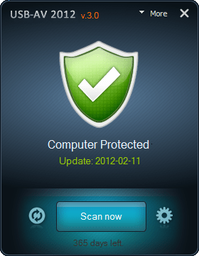 USB-AV Antivirus 2012