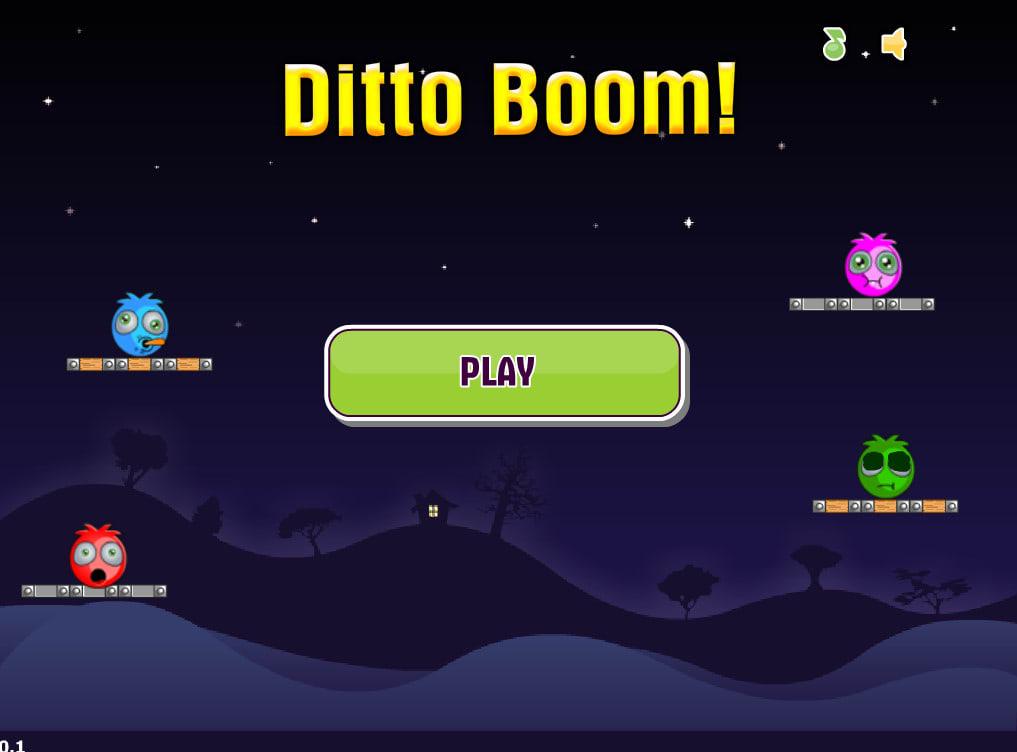 Ditto Boom Flash