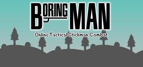Boring Man - Online Tactical Stickman Combat 2016