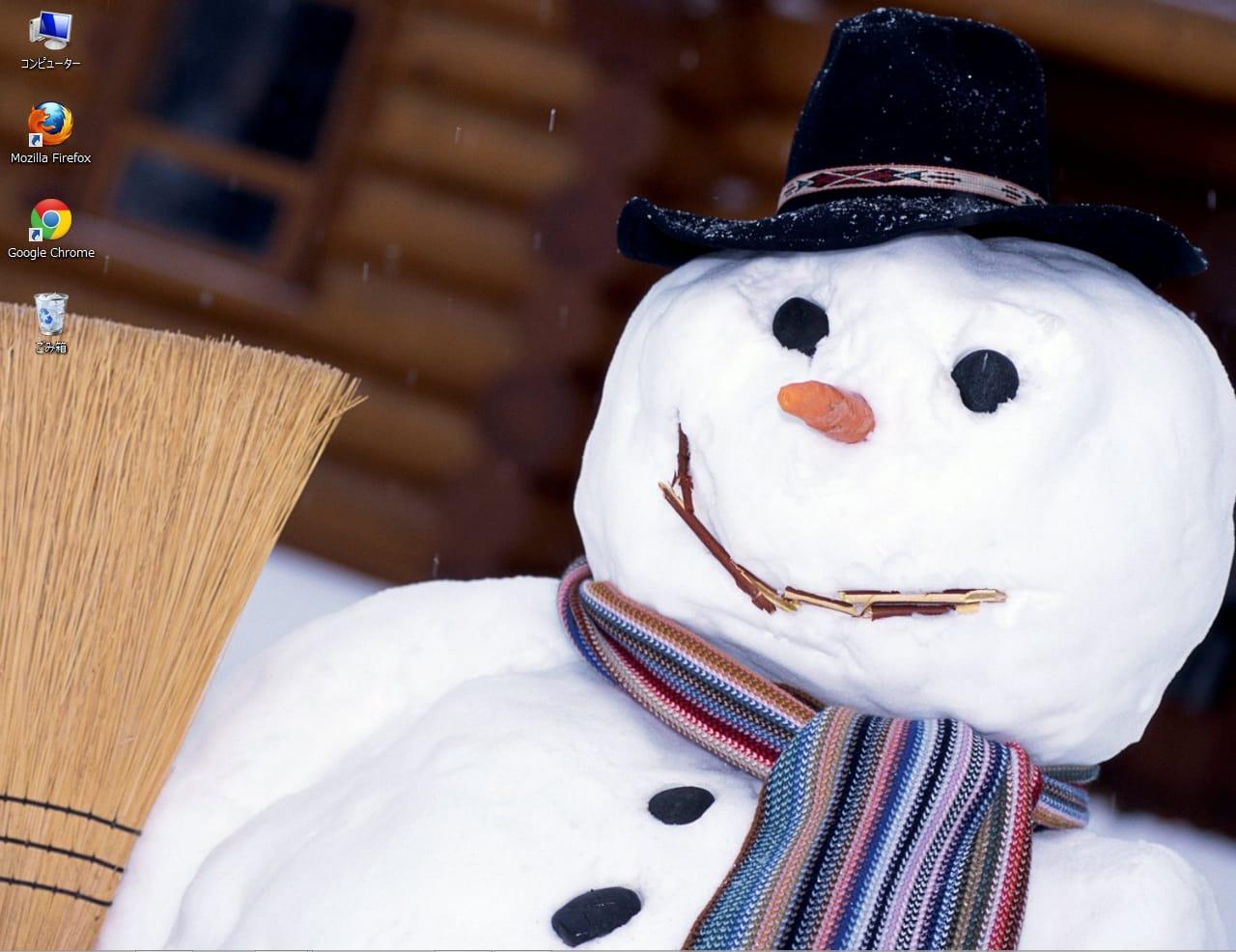 雪だるまのテーマ