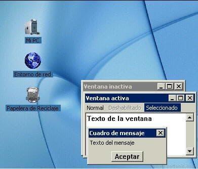 MacOSX Theme 2001