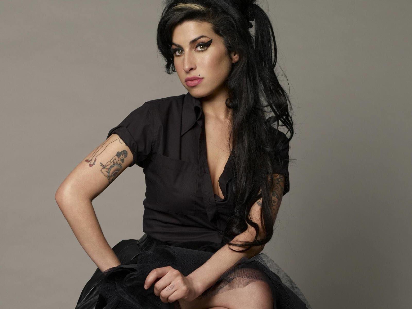 Tapety Amy Winehouse