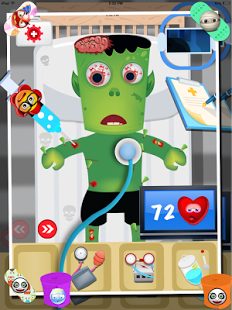 Monster Hospital - Juegos para