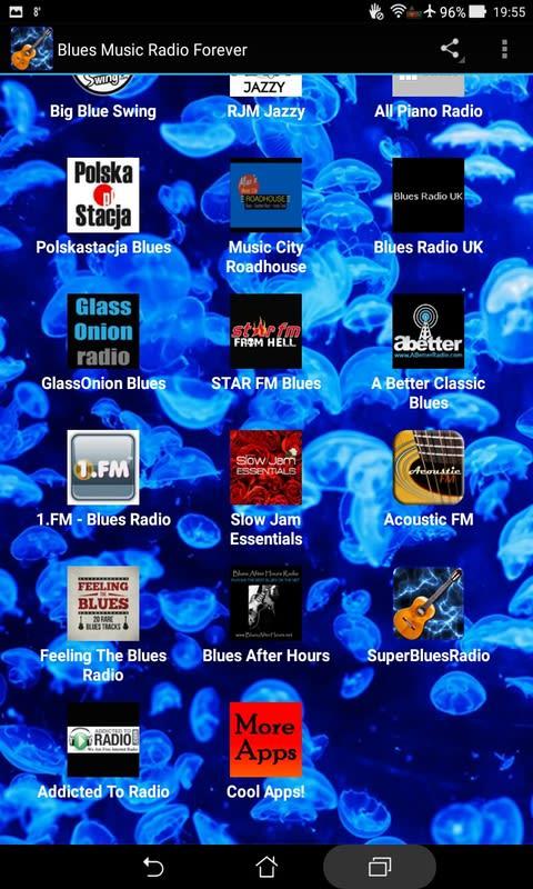 Blues Music Forever
