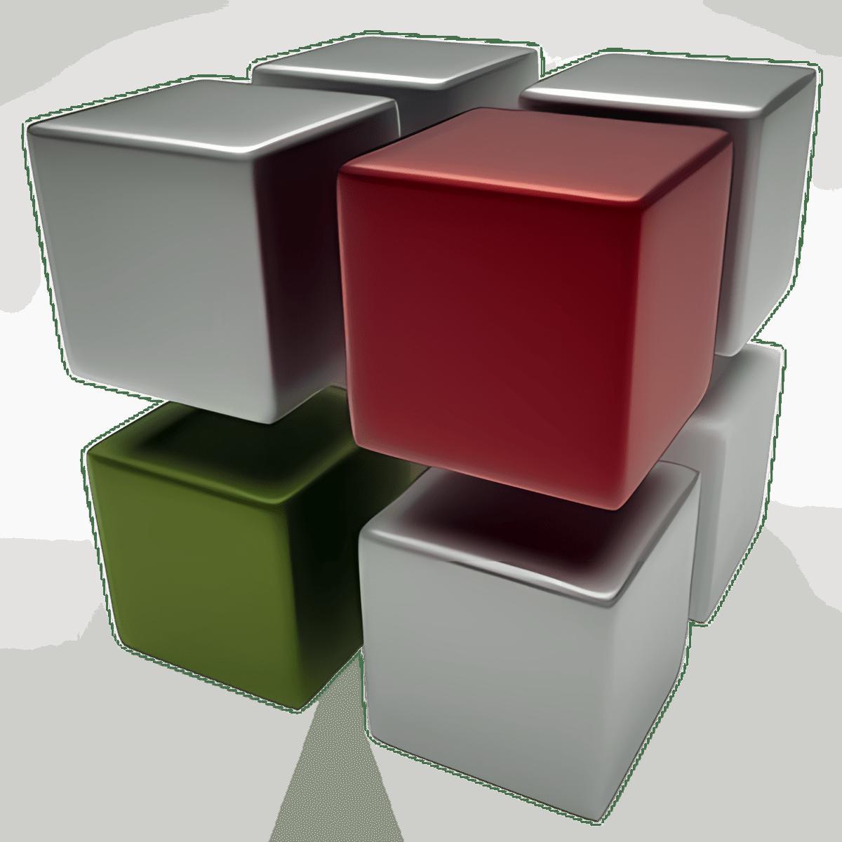 Fluid Icon Organizer