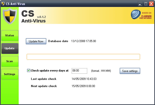 CS Anti-Virus