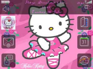 Tema de Hello Kitty para BlackBerry 1.0.0