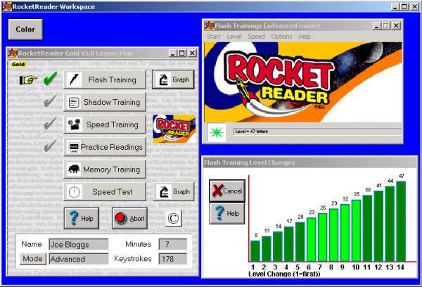 RocketReader
