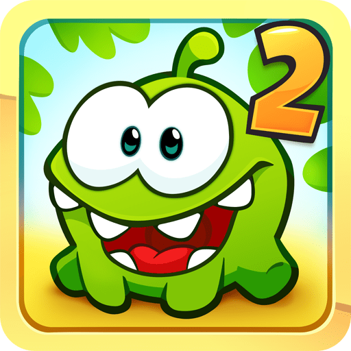 Cut the Rope 2 Om Nom's Unexpected Adventure 1.0.1