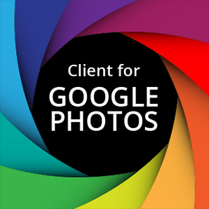 Client for Google Photos