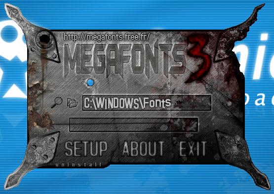 MegaFonts 3+