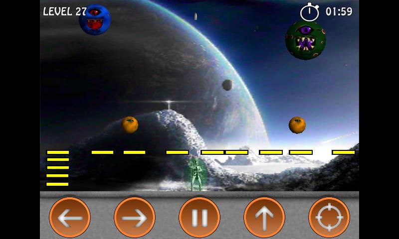 Planet Pang 3D