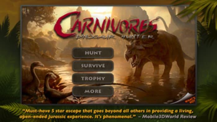 Carnivores: Dinosaur Hunter Lite Edition