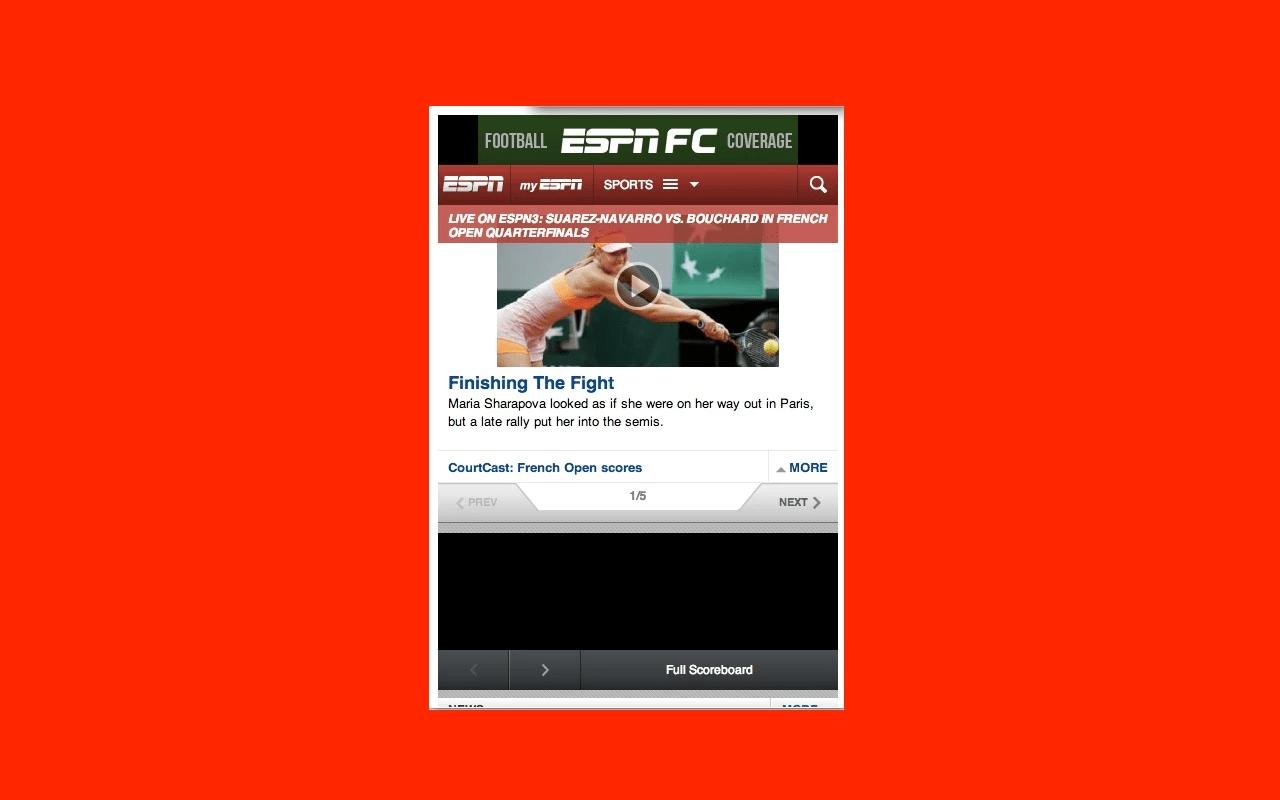 ESPN (Pocket)