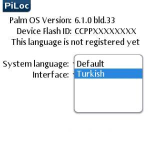 PiLoc Monitor