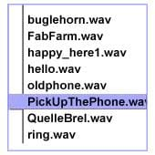 Mobile9 WAV Collection