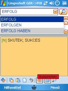 LingvoSoft Dictionary 2008 Deutsch-Polnisch