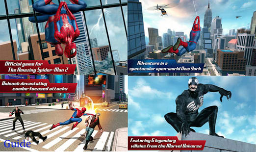 Guide The Amazing Spider-Man 2