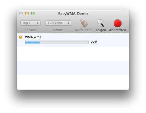 EasyWMA