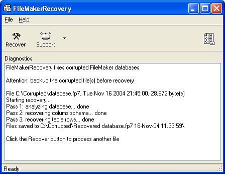 FileMakerRecovery