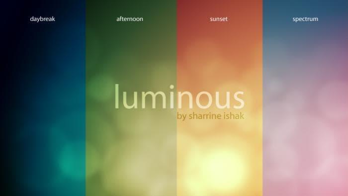 Luminous Wallpapers