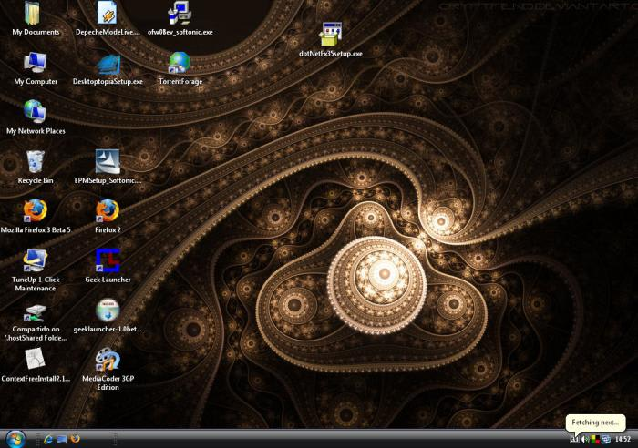 Desktoptopia