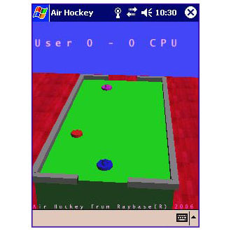 Pocket Air Hockey 3D