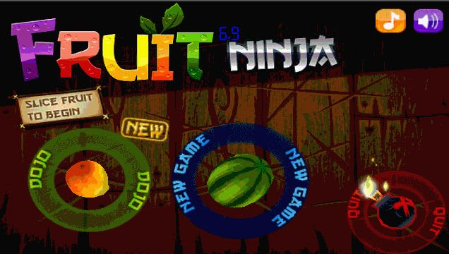 palm fruit fruit ninja