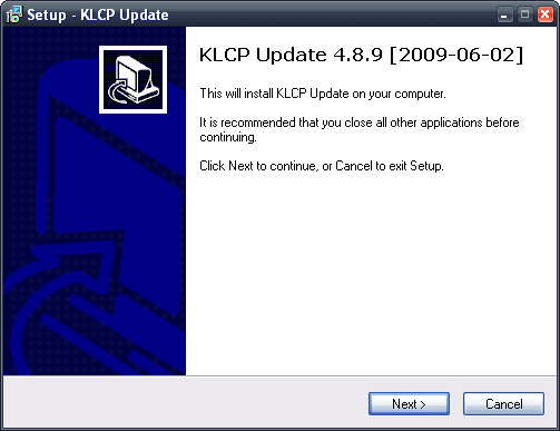 K-Lite Codec Pack Update