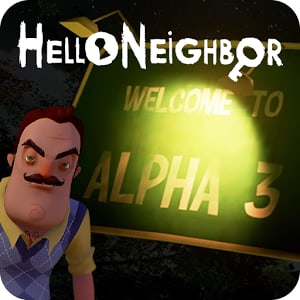Guide Hello Neighbor Alpha 3 1.0