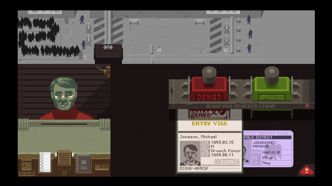PAPERS,PLEASE Is Finally Getting A Port For PS Vita