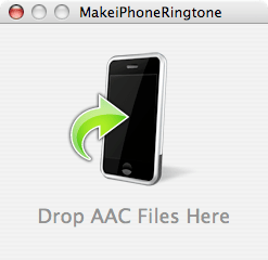 MakeiPhoneRingtone