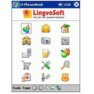 LingvoSoft Spanish-Portuguese PhraseBook 2008