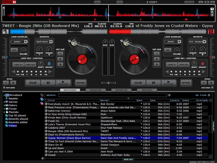 Virtual DJ - Download