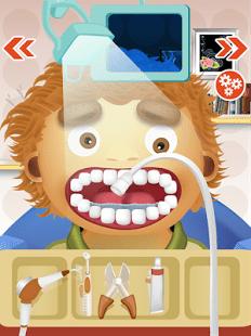 Kids Dentist - Juegos para niñ