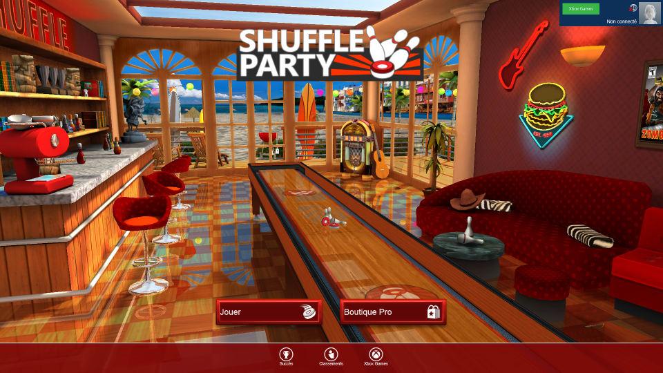 Shuffle Party pour Windows 10
