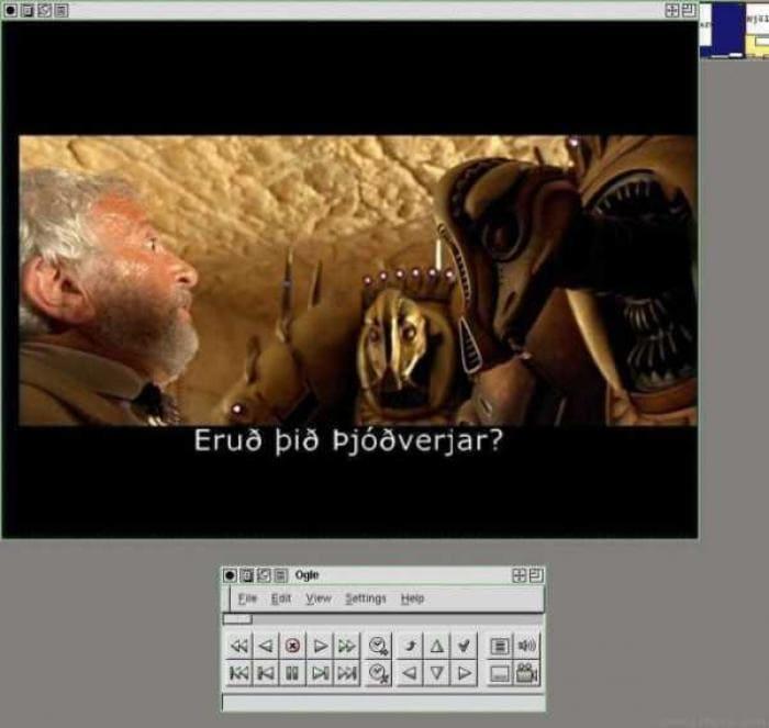 Ogle DVD Player