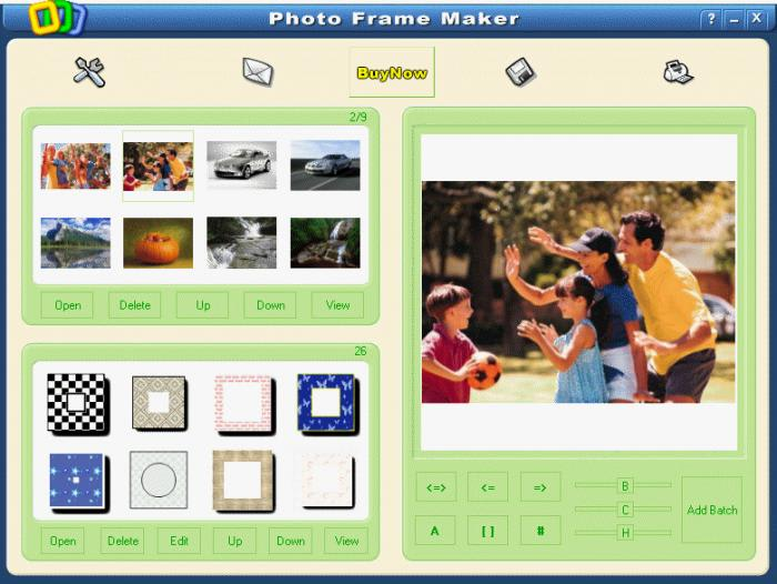 Photo Frame Maker