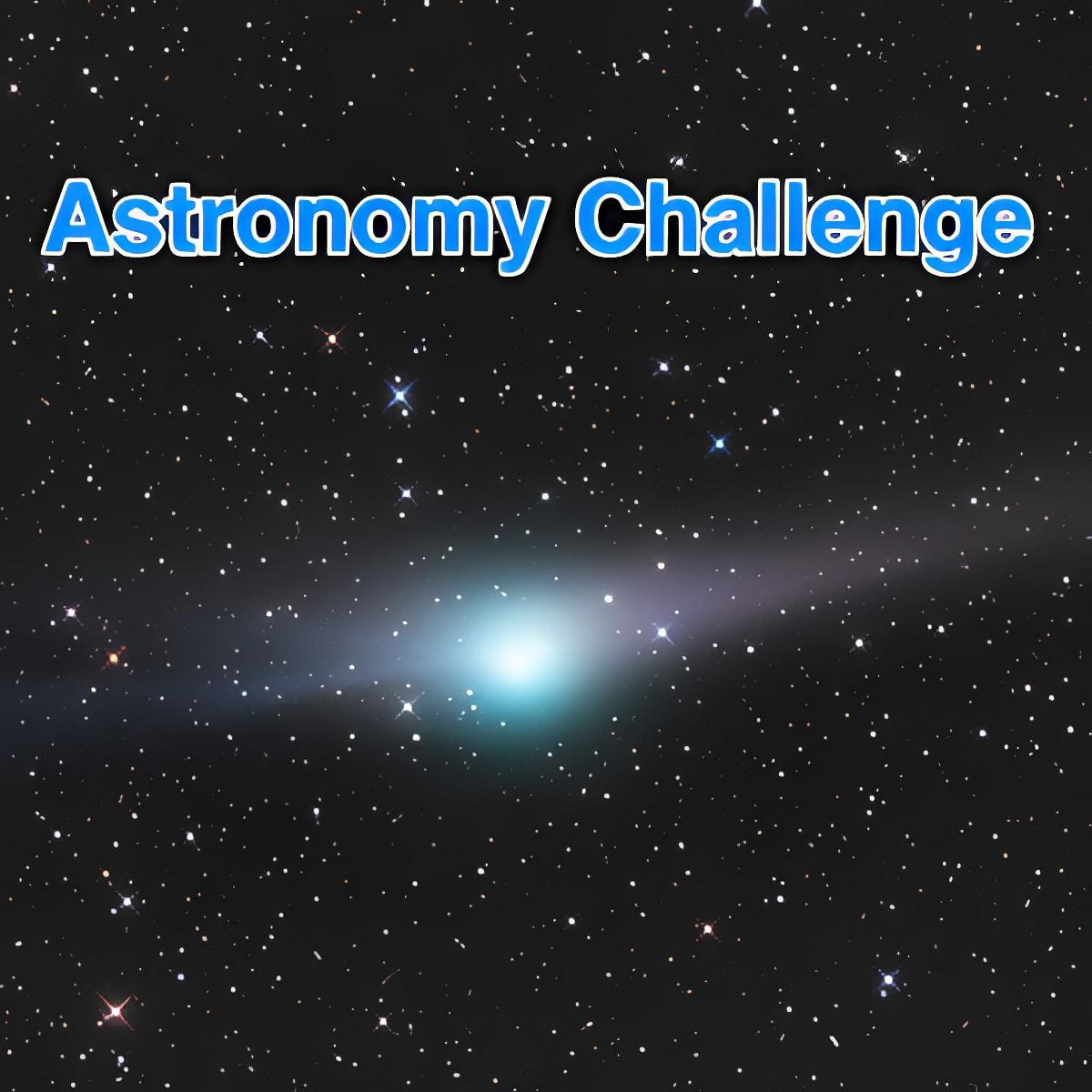 AstronomyChallenge