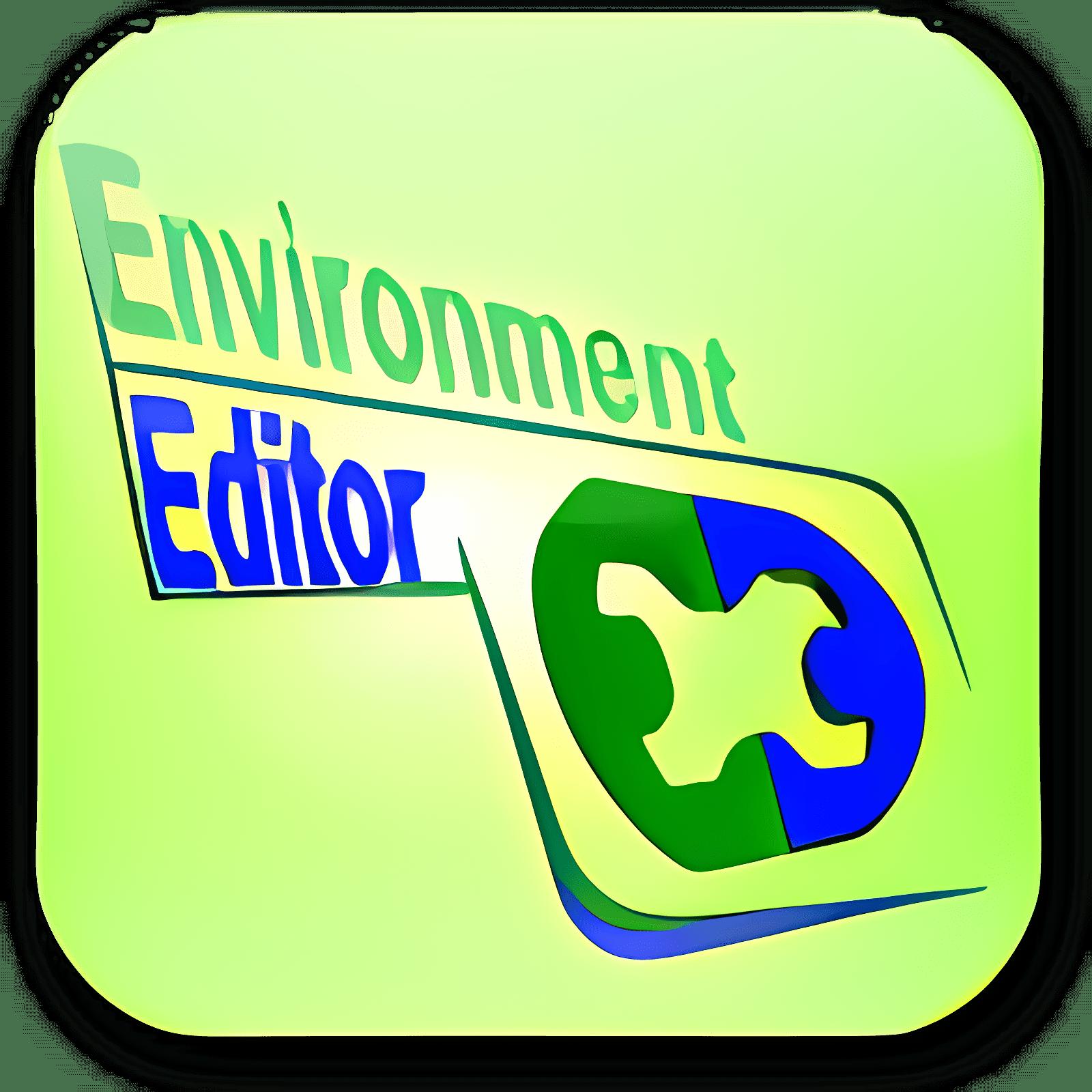 Rapid Environment Editor