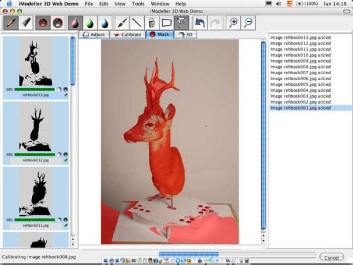iModeller 3D Web Edition
