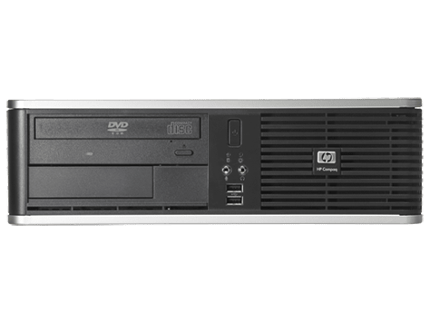 HP Compaq dc7900 Small Form Factor PC drivers
