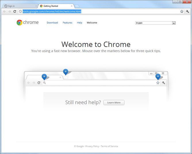 ... GOOGLE CHROME (64 BIT) ...