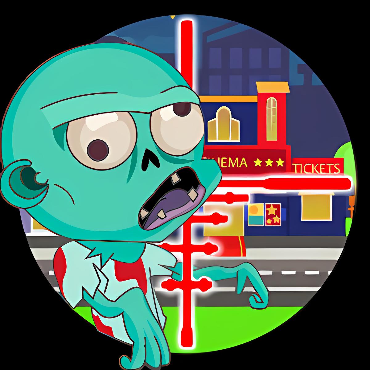 Zombie Stickman Sniper 0.1