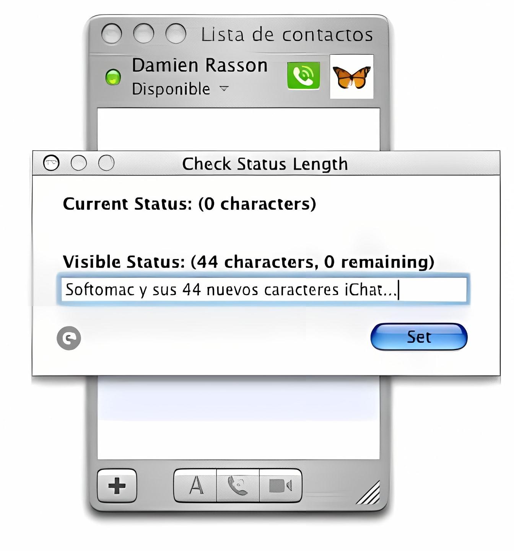 Check Status Length