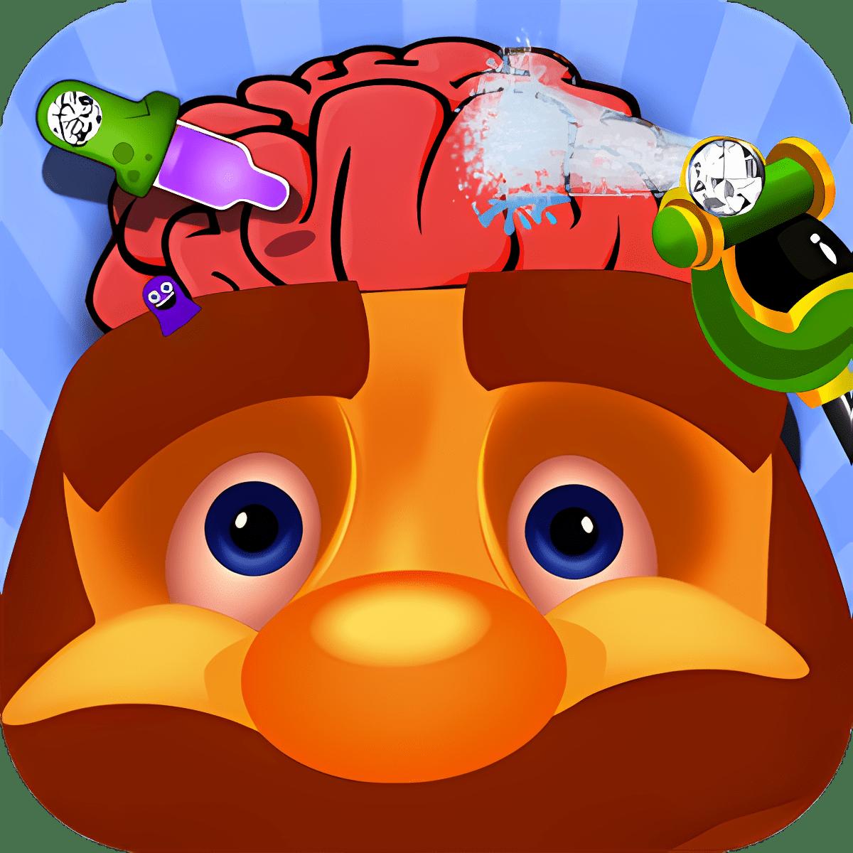 King cerebro Doctor - Juego d